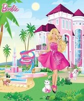 Walltastic 3D Barbie