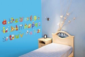 Sweet Collection by Monica Maas | Alphabet Blue 5003A