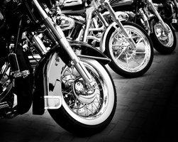 Dutch DigiWalls Fotobehang 70083 Motorbikes