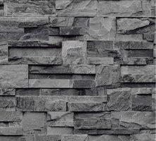 Dutch Wallcoverings Bluff J274-09 Leisteen behang