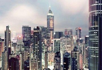 Komar Fotobehang Skyline