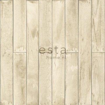 Esta Home Denim & Co. wood beige 137743