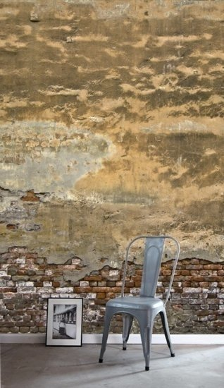 old Tuscany wall 157704