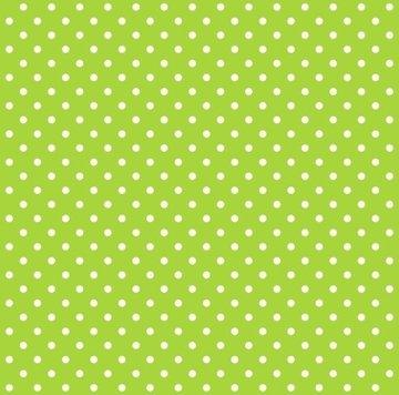 Esta Love 137005 Dots lime & white