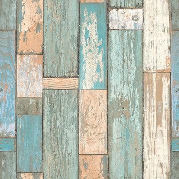 Dutch Exposed Warehouse behang ew3402 hout