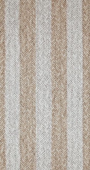 No Limits Riviera Maison rattan stripe 18311 met gratis vlieslijm