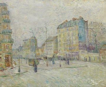 fotobehang BN Wallcoverings Van Gogh 30546 Boulevard de Clichy