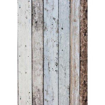 Steiger hout voorraad Steiger hout Behang 8999-27