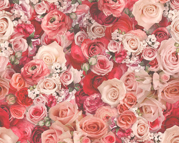 AS Creation Urban Flowers 32722-3