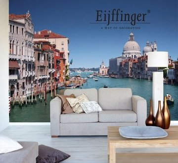 Eijffinger Wallpower Wanted Canal Grande 301615