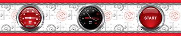AG Disney Cars rand WBD8061