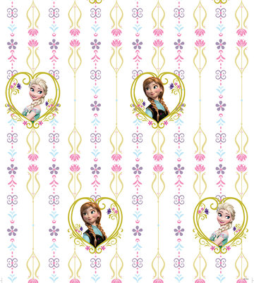 AG Disney Frozen Elsa & Anna WPD9738