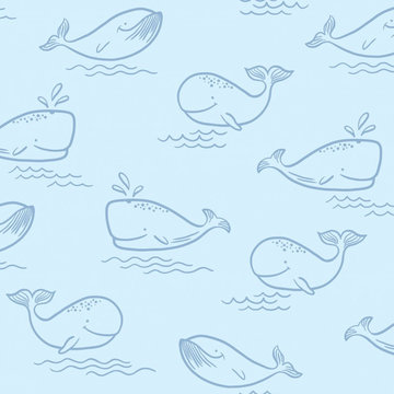 Dutch Wallcoverings Make Believe Whale of a Time 12520