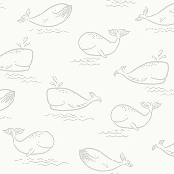 Dutch Wallcoverings Make Believe Whale of a Time 12521