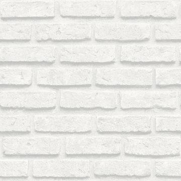 Dutch Wallcoverings Imaginarium baksteen 12360