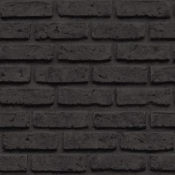 Dutch Wallcoverings Imaginarium baksteen 12361
