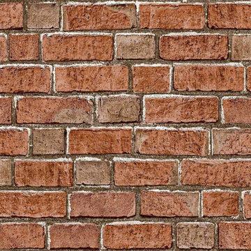 Dutch Wallcoverings Imaginarium baksteen 12369