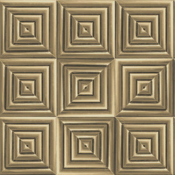 Dutch Wallcoverings Hexagone L446-02