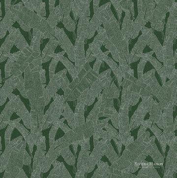 Riviera Maison Tropical Leaf 30608 met gratis vlieslijm