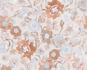 Oilily wallpaper Collectie-96121-1 NU TE KOOP OP BEHANGUITVERKOOP.NL