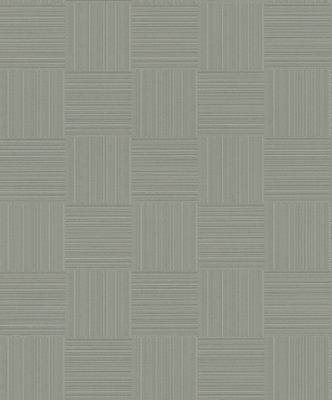 Rasch Denzo Behang 533446 Modern/Blokken/Groen