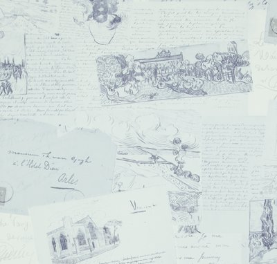 BN Van Gogh (Met Gratis Perfax Lijm!) 17203