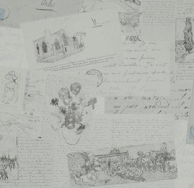 BN Van Gogh (Met Gratis Perfax Lijm!) 17202
