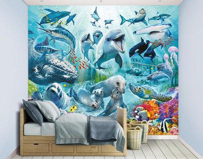 46498 Walltastic Onderwaterwereld