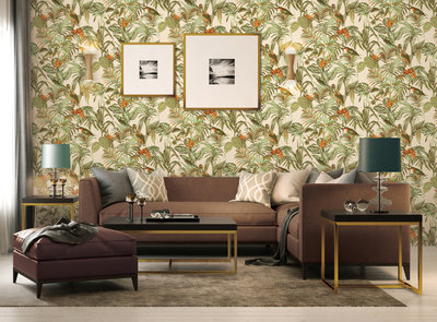 Dutch Wallcoverings Wallstitch DE120013