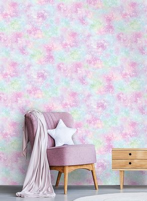 Dutch Wallcoverings Over The Rainbow 12795 (Met Glitter)