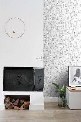 Esta Home Black & White 139145
