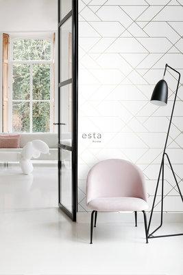 Esta Home Black & White 139143 (With a spash of gold)
