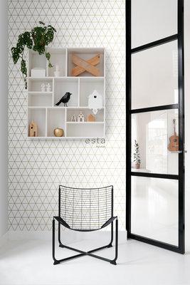 Esta Home Black & White 139147 (With a spash of gold)