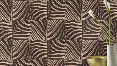Rasch Selection Collectie 811414 Zebra