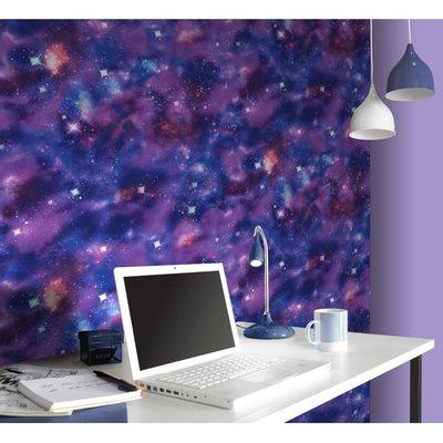 Rasch Nebula Space Glitter 273205