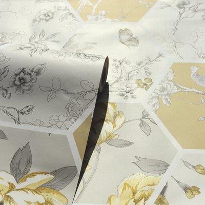 Arthouse Chinoise Decoupage Ochre 908901