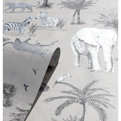Arthouse Safari Lagoon Grey 908902