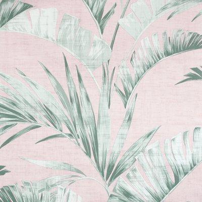 Arthouse Banana Leaf Pink/Green 909402