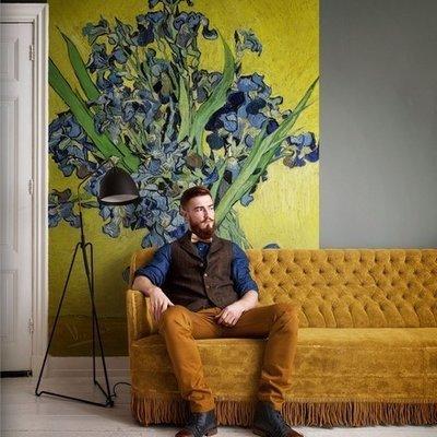 BN Wallcoverings Van Gogh 30545 Irissen (Met Gratis Perfax Lijm!) 30545