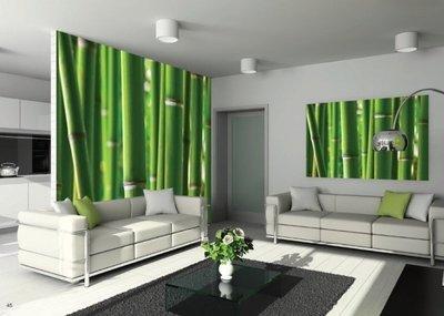 AG Design Fotobehang Bamboe FTS0170