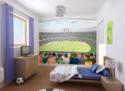 Walltastic 3D Voetbal