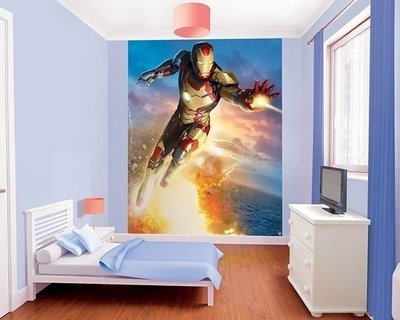 Walltastic 3D Iron Man