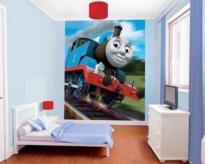 Walltastic 3D Thomas de Trein