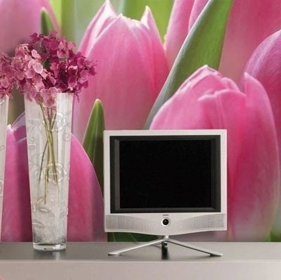 Dutch DigiWalls Fotobehang 70010 Tulpen
