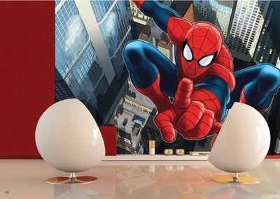 AG Design Fotobehang Marvel Spider-Man FTD2209