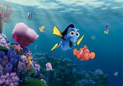 AG Design Fotobehang Disney Nemo FTD2223