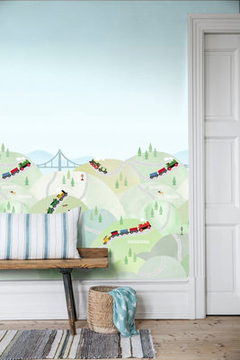 BN Wallcoverings Scandinavian Designers Mini 6271
