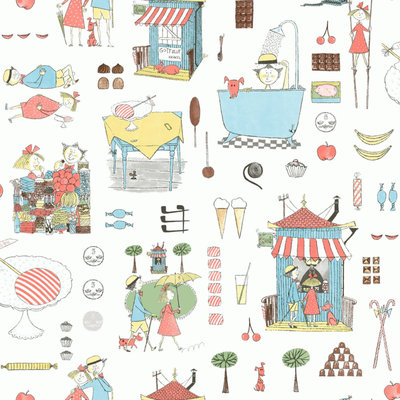 BN Wallcoverings Scandinavian Designers Mini 6242