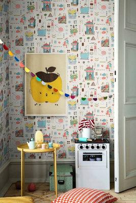 BN Wallcoverings Scandinavian Designers Mini 6242