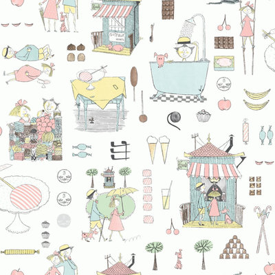 BN Wallcoverings Scandinavian Designers Mini 6243